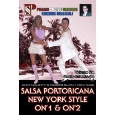 PORTORICANA VOL.2A - NEW YORK STYLE