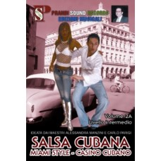 SALSA CUBANA VOL 2 A INTERMEDIO