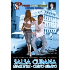 SALSA CUBANA VOL 3A AVANZATO