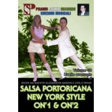 SALSA PORTORICANA VOL 3B AVANZATO