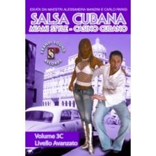 SALSA CUBANA 3C AVANZATO