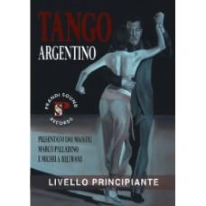 TANGO ARGENTINO PRINCIPIANTE PALLADINO