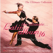 THE ULTIMATE LATIN ALBUM 16
