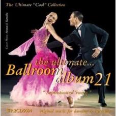 ULTIMATE BALLROOM ALBUM 21