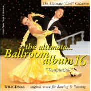 THE ULTIMATE BALLROOM ALBUM 16