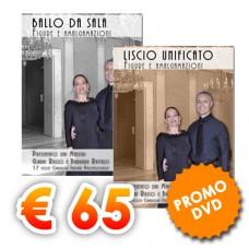 PROMO DVD LISCIO E SALA