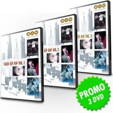 OFFERTA 3 DVD HIP HOP