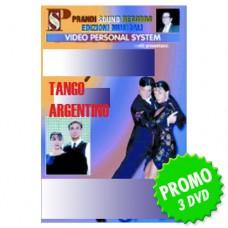 DVD TANGO ARGENTINO