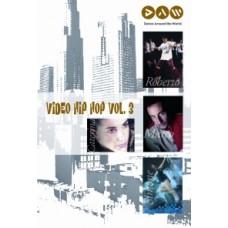 VIDEO HIP HOP VOL 3 DVD