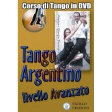 TANGO ARGENTINO AVANZATO DVD