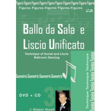 BALLO DA SALA E LISCIO UNIFICATO DVD + CD